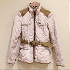 Zara Quilted Jacket XS